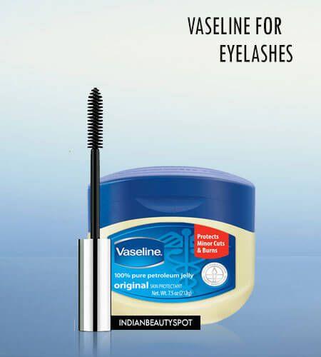 Fotografía - Utilisez de la vaseline pour les longs cils plus épais