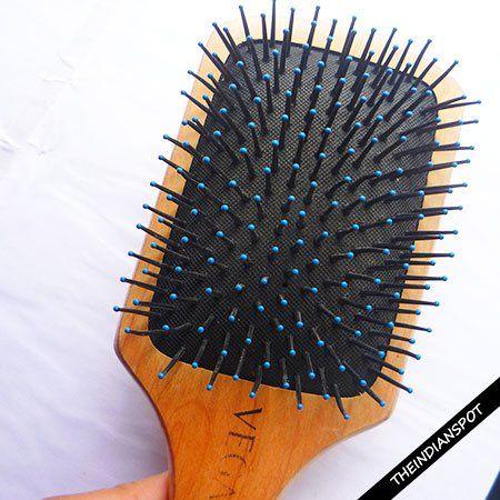 Fotografía - Premium collection Vega cheveux paddle avis de brosse