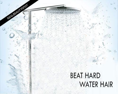 Fotografía - Les moyens de battre les cheveux à l'eau dure