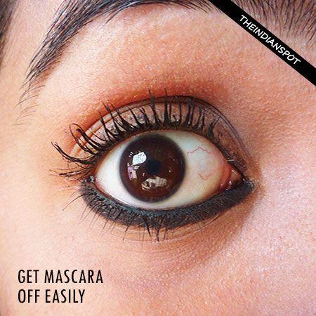 Fotografía - Façons de supprimer le mascara waterproof épaisseur facilement
