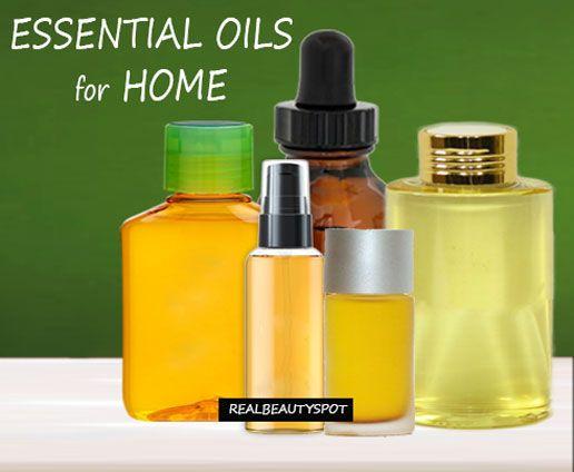Fotografía - Façons d'utiliser les huiles essentielles autour de votre maison