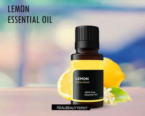 Fotografía - Façons d'utiliser l'huile essentielle de citron autour de la maison