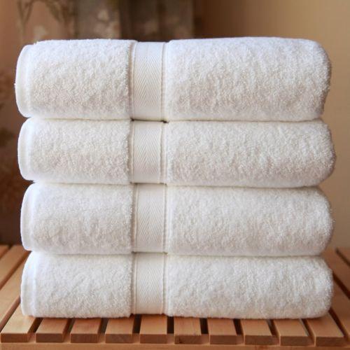 serviettes de spa