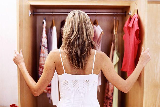 Fotografía - Votre cool révision Météo Closet